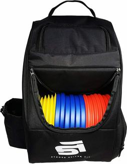 Fit Active Sports Travel Discs Golf Backpack | 28 Disc Capac