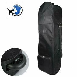 Zeudas Travel Golf Bag 1680D Nylon Golf Travel Bags For Airl