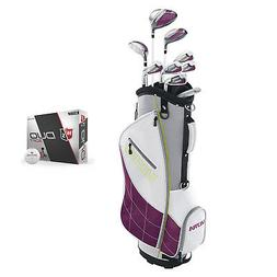 Wilson Ultra Womens Right Handed Super Long Golf Club Set wi
