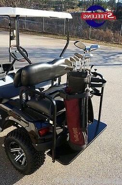 Universal Golf Bag Holder Bracket Attachment For Golf Cart R