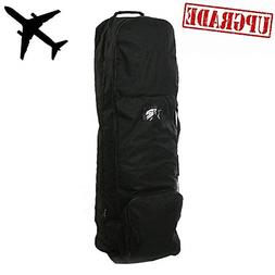 loofeng  Golf Travel Bag 1680D Golf Travel Bags for Airlines