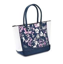 CALLAWAY UPTOWN TOTE BAG WOMENS - FLORAL - NEW 2019