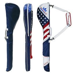 USA Star Design Limited Craftsman Golf Travel Sunday Carry B