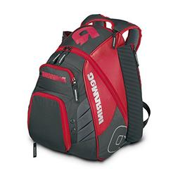 DeMarini Voodoo Rebirth Baseball/Softball Backpack Bag - Sca