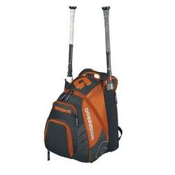 DeMarini Voodoo Rebirth Baseball/Softball Backpack Bag - Ora
