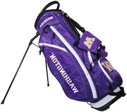 Washington Huskies Official NCAA Fairway Stand Bag by Team G