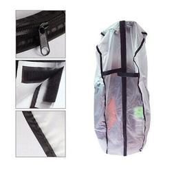 waterproof dustproof golf bag hood rain cover