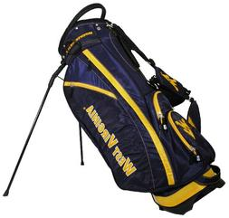 West Virginia Mountaineers Official NCAA Fairway Stand Bag b