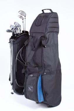 JEF WORLD OF GOLF Premium Wheeled Golf Bag Travel Cover