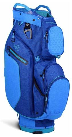 Sun Mountain Women's Diva Cart Bag- Cobalt/Dusk/Ocean