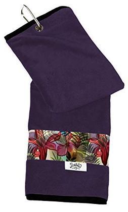 GloveIt Women's Sport Towel - Small Microfiber Workout Towel