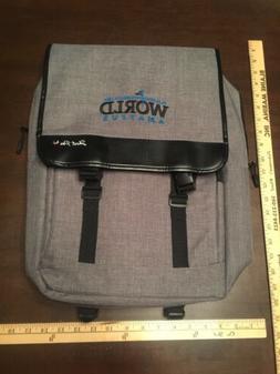 World Amateur Myrtle Beach Golf Backpack Gym Bag Travel Bag
