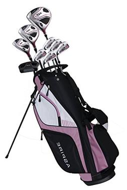 Aspire XD1 Ladies Womens Complete Right Handed Golf Clubs Se
