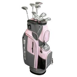 COBRA XL SPEED COMPLETE GOLF SET w/BAG WOMENS RIGHT HAND - S